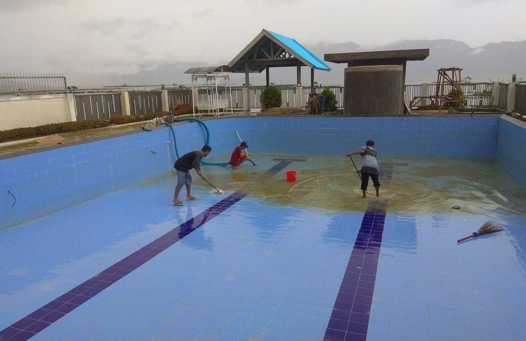 perawatan kolam renang bekasi